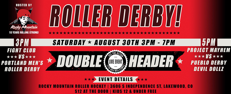 Portland Men's Roller Derby (AND MORE!)